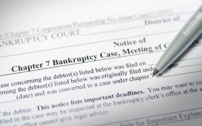 New Bankruptcy Forms in Effect in Utah